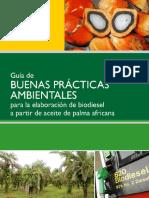 GBPA Biodiesel
