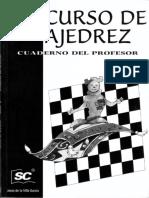 Cuaderno Del Profesor - Curso de Ajedrez Nº 2- Jesús de La Villa