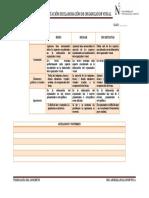 Rúbrica de Organizador Visual(1)