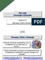 Economia - demanda e oferta