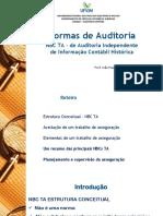 Aula 4 - normas-de-auditoria estrutura-conceitual-trabalhos-de-assegurao