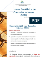 Aula 6 - Sistema Contabil e de controle interno