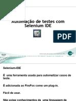 Selenium_Apresentacao