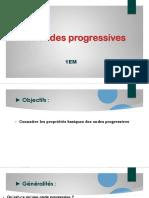 Ch1 Les Ondes Progressives