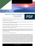 DGT - Resumo sobre a situação na China e Evergrande
