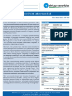 IPO Note- Career Point Infosystems Ltd