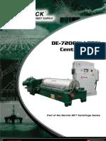 DE-7200 Centifughe