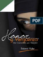 Honor y Vergüenza Una Cosmovisión por Descubrir - Roland Muller/Ed. Marvel Landaverde