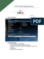 FIFA 10 PC Guide