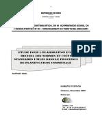 PDF Rapport Normes Et Couts Version PDF 091223