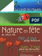 Nature en fete 2011