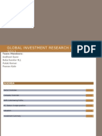 FINALGlobal Investment Research Challenge - 2011