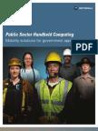Public Sector Handheld Computing RC-99-2171