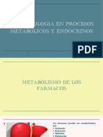 FARMACOLOGIA EN PROCESOS METABOLICOS Y ENDOCRINOS