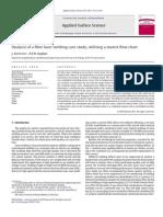 Fiber-Laser-Defects-Analysis