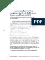 20190128discours_president_CEDH_0