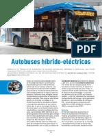 Autobuses Híbridos Electricos