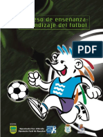 Futbol Castellano. Proceso de aprendizaje