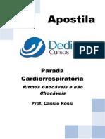 APOSTILA DE PARADA RESPIRATÓRIA