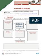 B1 Voyages en Francais Pratique Travailler en France