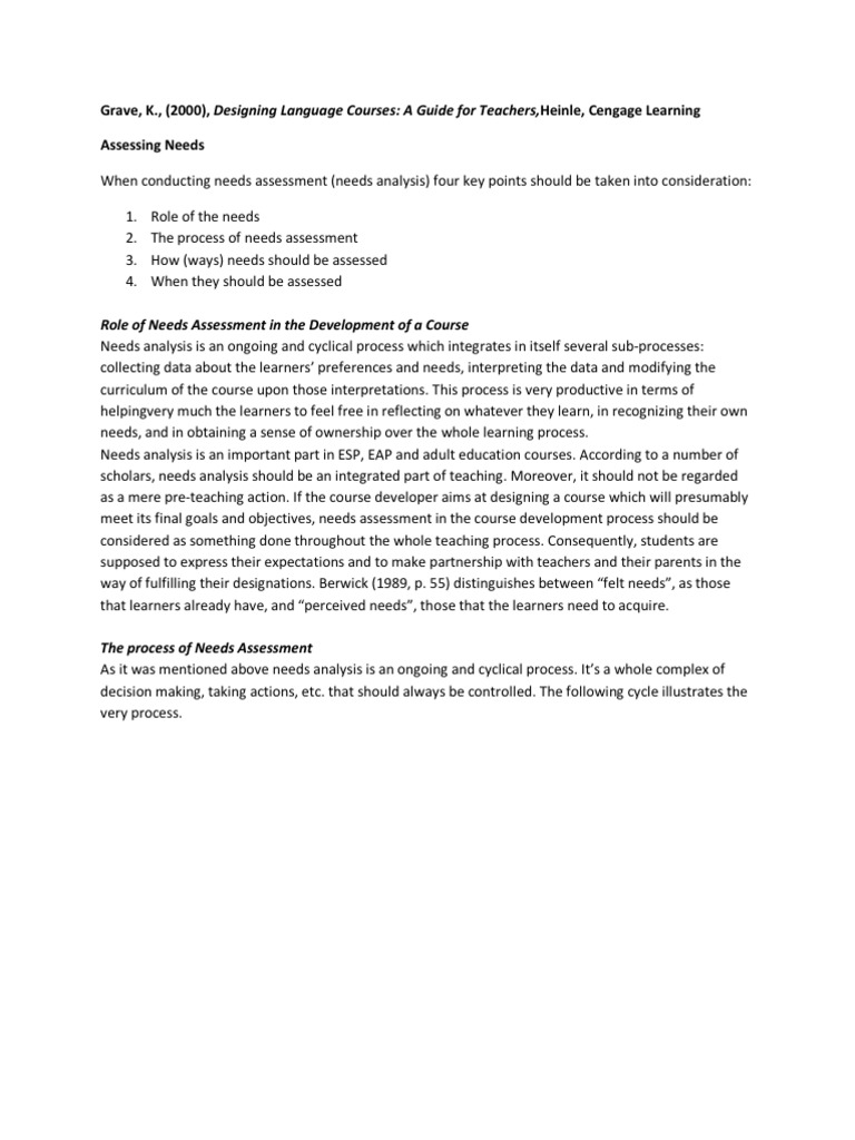 designing language courses a guide for teachers pdf