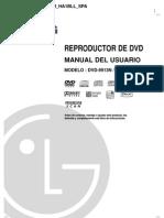 Manual DVD Dormitorio