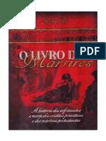 John Fox - O Livro dos Mártires _traduç¦o_