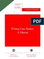 CaseWritingManual