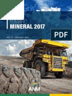 Agência Nacional de Mineração_2019_Sumário Mineral 2017