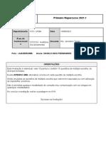 Prova - Repercurso - FCCC23 Auditoria Governamental  2021.1