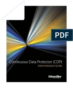 CDP Administration Guide