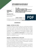 2011-29 MANDATO INTERN INFRACTOR