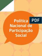 6. Política Nacional de Participação Social SUS