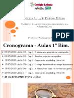 1 ano_Capítulo 3_A informação geográfica e a cartografia