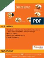 Sharekhan_Corporate_Presentation