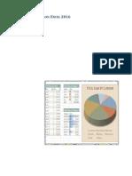 Formulas Excel