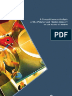 Competitive Analysis of the Polymer & Plastics Industry on the Island of Ireland
