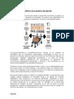 Blog Formulación de proyecto deportivo Juan