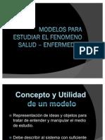 MODELOS SALUD-ENFERMEDAD