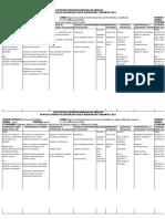 Plan de Estudios Educacion Fisica, Recreacion y Deporte 2011