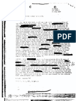 UFO declassifed FBI Files Part 3