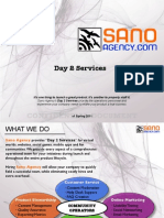 Sano Agency - Day 2 Services