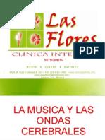 LA MUSICA Y LAS ONDAS CEREBRALES