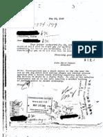 UFO declassifed FBI Files Part 6