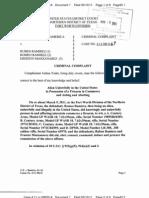 USA v. Ruben Ramirez et al_firearm charges