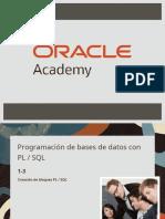Plsql 1 3 Español