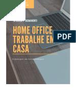 (1) Treinamento Apostila Home Office