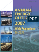 Annual Energy Outlook 2007
