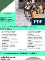 INTRODUCCIÓN A LA SOCIOLOGÍA Definición de sociología Segunda sesión