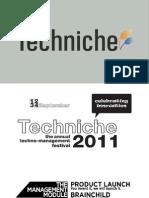 Techniche - Management Module